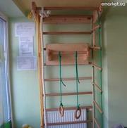 спортивный уголок для вашей маленькой квартиры от производителя