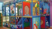 Детские игровые комнаты и лабиринты - скидки