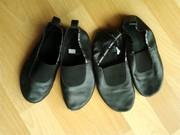 Чешки детские кожаные размер 18 и 19