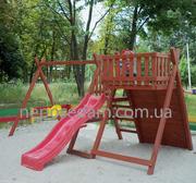 Игровой комплекс Штурман - непоседа,  качели детские